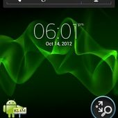 xperia s home only for ics xperia