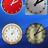 Talking Clock Widgets