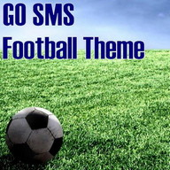 GO SMS Football Theme