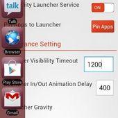 Unity Launcher (Ubuntu phone launcher)
