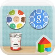 Mint Kitchen dodol Theme