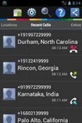 Phone Number & Caller Location
