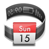 Calendar in Status bar