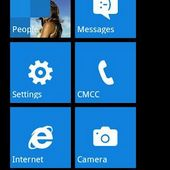 Windows Phone 7 Launcher Pro v2.0.3
