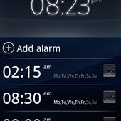 XPERIA Clock [GB]