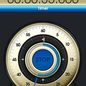 Stopwatch and countdown timer