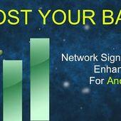 Network Signal Speed Enhancer v3.0