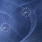 Micro Numeric Clock Widget 1x1