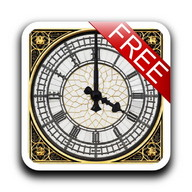 Big Ben Clock Widget Free
