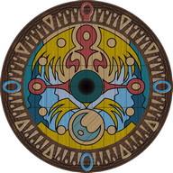 Majora's Mask Clock Widgets