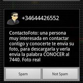 Spam Agent - SMS Filter