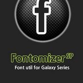 Font Changer Fontomizer SP(Font for Galaxy)