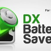 Battery Saver DX+Switch Widget