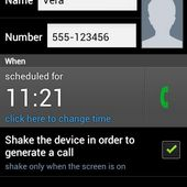 Call Me! Fake a Call