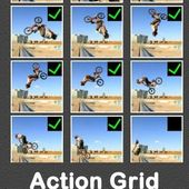 Action Grid for Instagram