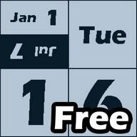 Dice Calendar Free