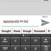 English CleverTexting IME