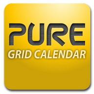Pure Grid calendar widget 2 5 9
