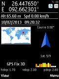 Efficasoft GPS Utilities v1.3.9