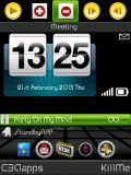 MusicBAR(Mplayer)controls S60v3
