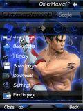 OperaMini.v7.1 Evo X2 Jin Kazama For S60v3 Globe