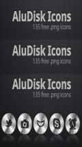 AluDisk 135 Png Icons