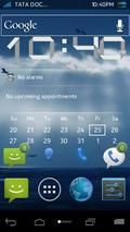Android 4 ICS SPB Shell Skin