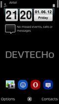 Devtecho Flipclock