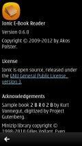 E-book Reader For Nokia