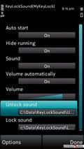 Key Lock Sound