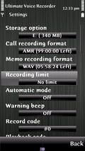 Ultimate voice recorder--full version