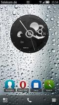 Mechanical Clock Widget Belle