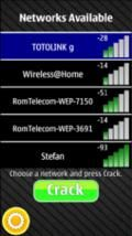 Qt: WiFi Hacker v1.00 For Nokia S60v5 Symbian3 Anna Belle