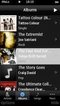 Imelo 0.99(2) Best Music Player For Nokia S60v5