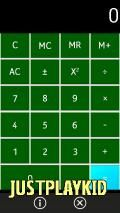 Metro Scientific Calculator Unsigned (+4 Colours)