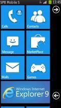 SPB Nokia Lumia UI Skin