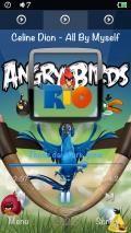 Angry Birds Rio TTPod Skin