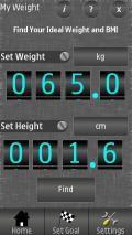 My Weight