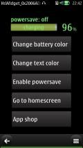 Transparent Battery Widget v1.0.0 S1 S3 Anna BelleUNSigned
