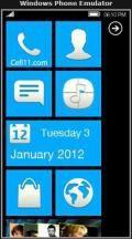 Windows 8 Phone Emulator