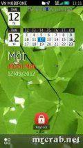 Qoo Calendar Widget 1.2