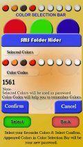 SMS Folder Hider