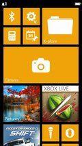Nokia Lumia 920 UI