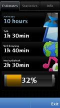 Nokia Battery Monitor v1.30