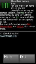 Free Memory Bars