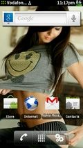Android Launcher Froyo