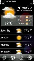 SPB Weather Full Signed
