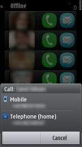 One Contact Widget V.1.03(0)