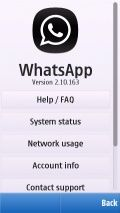 Whatsapp 2.10.163 On M.card Latest