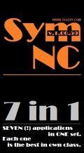 SymNC - 7 Apps In 1 Unique Collection